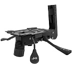 Heavy Duty Task Chair Mechanism - 3 Lever Ratchet with Slider