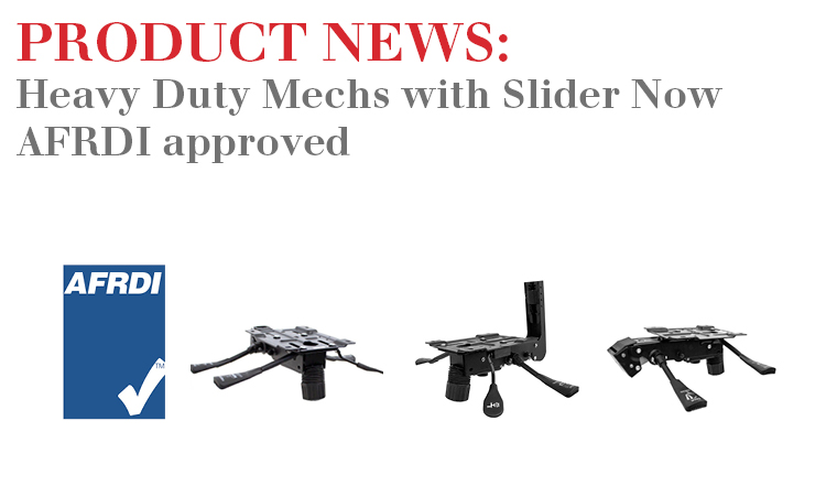 hEAVY DUTY MECHS AFRDI APPROVED